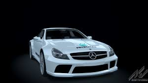 mercedes benz silver lightning mercedes sl65 amg mercedes benz car detail assetto corsa