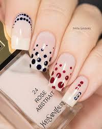 the 25 best dot nail designs ideas on pinterest dot nail art