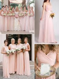 blush pink bridesmaid dresses buy pink blush bridesmaid dresses eleventh