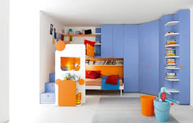 modern kids room interior ideas for boys with trends color sky f