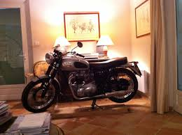 triumph trophy gallery classic motorbikes