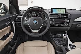 future bmw interior 2017 bmw 230i first test review back to the future motor trend