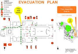 evacuation diagram template periodic u0026 diagrams science
