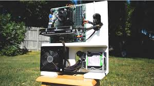 diy pc how to make a 10 diy wooden gaming pc case youtube