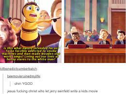 Bee Movie Meme - honey slaves bee movie know your meme