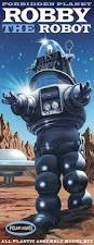 Polar Lights Models Polar Lights Robby The Robot From Movie U0027forbidden Planet