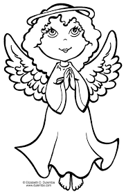 angels coloring pages free coloring pages girls