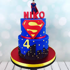 superman cake ideas best superman cake online birthday cakes gallery