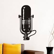 Modern Wall Stickers For Living Room Online Get Cheap Music Wall Mural Aliexpress Com Alibaba Group