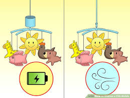 3 ways to choose a crib mobile wikihow