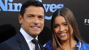 kelly ripa children pictures 2014 mark consuelos on living in l a with his teenage children without