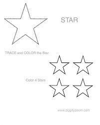 free worksheets shape tracing for preschoolers free math