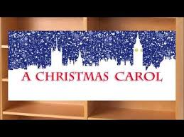 a carol by charles dickens and unabridged audiobook