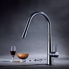 enki imdsw006ch modern pull out kitchen sink mixer tap faucet