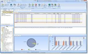 wireless network reporting tool graph performance behavior with pilot