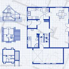 great blueprint house with kitchen cabinets architecture