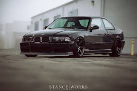 first bmw m3 shop hangs u2013 khalil kassem u0027s 1995 bmw m3 stanceworks com