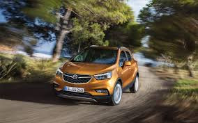 opel mokka 2017 opel mokka x 2017 widescreen exotic car photo 05 of 22 diesel