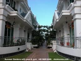 Summer Garden Apartments - 0804singapore everton blair emerald hill conservation cluster