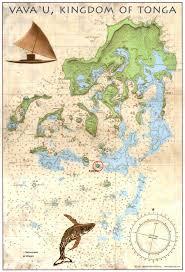 Tonga Map About The Kingdom Of Tonga Treasure Island Tonga
