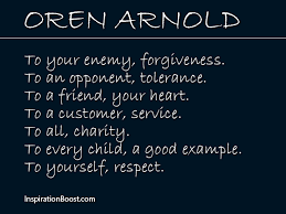 oren arnold gift quotes inspiration boost