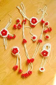 flower jewellery flower jewellery in renu s creative shop