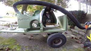 maintaining storage and transportation of a hummel floor sander