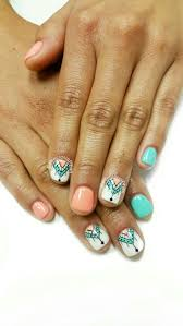 best 25 tribal nails ideas on pinterest tribal nail designs