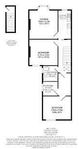 2 bed top floor flat bay window victorian floor plan google