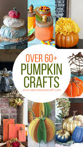 Halloween Pumpkin Crafts Halloween 60 Pumpkin Crafts And Ideas See Vanessa Craft