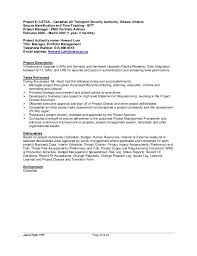 Project Manager Job Description For Resume by Jason Hyatt Pmp Resume Project Manager 2014 11 27