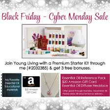 cyber monday or black friday amazon black friday and cyber monday essential oils sale