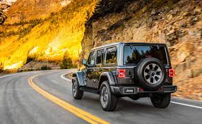 standard jeep wrangler 2018 jeep jl wrangler unveiled pat callinan u0027s 4x4 adventures