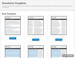 10 excellent websites for downloading free html email newsletter