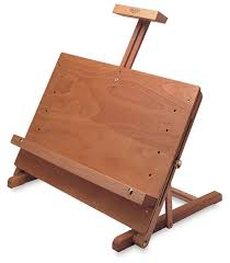 Blick Drafting Table Mabef Table Easel M 34 Blick Art Materials