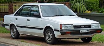 subaru domingo subaru leone brief about model