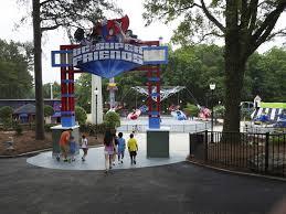 Six Flags Georgia Rides New Dc Super Friends Area Six Flags Over Georgia Fit Disney Mom