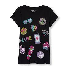 girls t shirts the children u0027s place 10 off