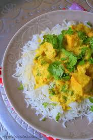 cuisine indienne facile rapide curry de saumon au lait de coco un plat en sauce à l indienne