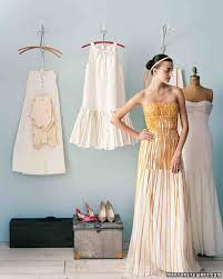 yellow dresses for weddings a wedding yellow dresses and bouquets martha stewart weddings