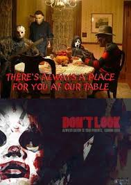 don t look a new horror feature by enuff productions