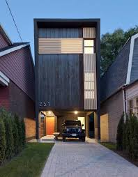 narrow homes in a pinch shaft house maximizes 16 foot wide lot