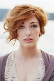 very short hairstyle for thick wavy hair hairstyles and haircuts
