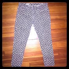 gap patterned leggings gap pants patterned legging jean poshmark
