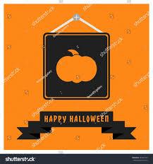 halloween orange background happy halloween scarry orange