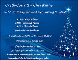 crete chamber country christmas