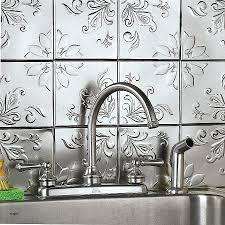kitchen backsplash peel and stick kitchen backsplash self stick kitchen backsplash tiles unique â