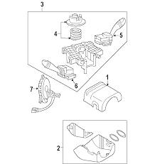 hyundai tiburon oem parts parts com hyundai tiburon steering column oem parts