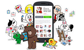 Line Store Creators Rsquo Stickers Now On Sale Line Store
