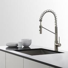 Grohe Concetto Kitchen Faucet by Kraus Kpf 2630 Mateo Single Lever Commercial Style Kitchen Faucet